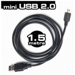 Dark Mini USB 2.0 1.5m Şarj ve Data Kablosu (DK-CB-USB2MINI)