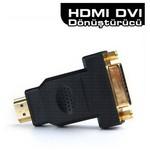 Dark DMI Dönüştürücü (DVI-D dişi - HDMI erkek) (DK-HD-AMHDMIXFDVI)