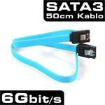 Dark SATA III 50cm HDD/Optik Kilitli Bağlantı 0su -DK-CB-SATA3L50