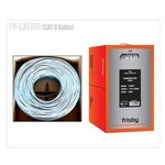 Frisby Fr-cat601 Cat-6 305m 23 Awg Gri Kablo