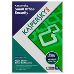 Kaspersky Small Office Securty 1+10 Dvd Kutu 1 YIL