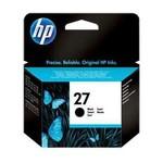 HP C8727AE 27 Siyah Kartuş