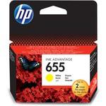 HP CZ112AE 655 InkAdvantage Sarı Kartuş