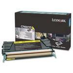 Lexmark C746A1YG Sarı Toner