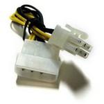 Akasa Ak-vga-p6 6-pin Pcı-e Güç Dönüştürücü Kablo