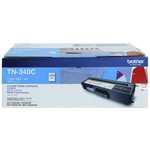Brother TN-340C Mavi Toner - 1500 Sayfa