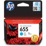 HP CZ110AE 655 InkAdvantage Mavi Kartuş