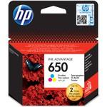 HP CZ102AE 650 InkAdvantage Üç Renkli Kartuş