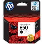 HP 650 Siyah CZ101A Kartuş