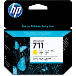 HP CZ136A 711 Sarı 3'lü Kartuş