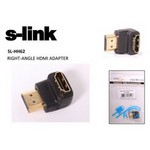 S-Link Sl-hh62 Hdmı - Hdmı Çevirici Adaptör F/m