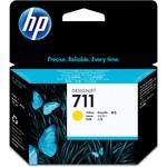 HP CZ132A 711 Sarı Kartuş