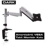 Dark Dk-ac-vm11 Monitör Destekli Amortisörlü Masa Tipi Ergonomik