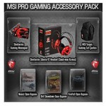 MSI Gtseries Notebook Gaming Aksesuar Paketi