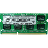 G.Skill Value 8GB Notebook Bellek (F3-10666CL9S-8GBSQ)