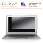 "Luxa2 11"" Mac Book Air Mat Ekran Koruyusucu"