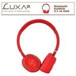 Luxa2 BT-X3 LHA0049 Kırmızı Bluetooth Kulaklık