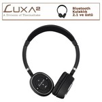 Luxa2 BT-X3 LHA0049 Siyah Bluetooth Kulaklık