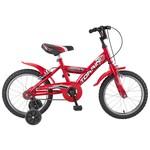 Tunca Caprini / Torrini 16 Jant 4-7 Yaş Çocuk Bisikleti - Kırmızı