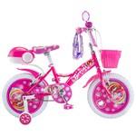Tunca Torrini Prenses 4-7 Yaş Kız Çocuk Bisikleti
