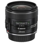 Canon Lens EF 24mm f-2.8 IS USM