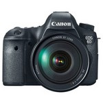 "Canon Eos 6D 20.2 Mp Cmos 24-105 Mm DIGIC 5+ 3.2"" Lcd Full Hd Dijital Slr"