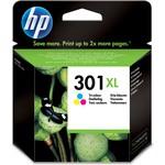 HP CH564EE 301XL Yüksek Kapasiteli Üç Renkli Kartuş