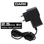 Dark Dk-ac-tbad5v2a25 2.5mm Güç Girişi Ile Uyumlu 5v 2a Tablet Şarj Adaptörü