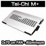 """Thermaltake Tai-Chi M+ 17"""" Alüminyum Notebook soğutucusu"""