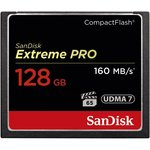 Sandisk Sdcfxps-128g-x46 128gb Ext Pro 160mb/s