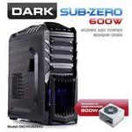 Dark Sub-Zero 600w Mid Tower Kasa (DKCHSUBZERO600)