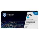 HP 307A CE741A Toner