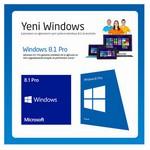 Microsoft Windows 8.1 Pro 64bit TR Dijital Lisans (FQC-06995)