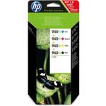 HP C2N93A 940XL Siyah-Mavi-Kırmızı-Sarı 4'lü Kartuş