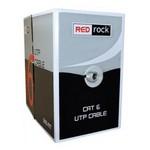 Redrock Cat6 24 Awg Utp Kablo 0.50mm 305 Metre