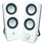 Logitech Z200 Speaker Snow Whıte 980-000811