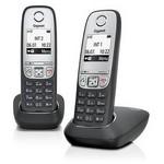 Gigaset A415-Duo 100 Rehber 25 Arama Kaydı Caller İd Eco Dect