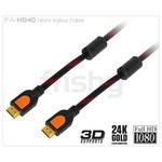 Frisby Ffa-hd40 1,8 Metre Hdmı Kablo Altın Uçlu V1