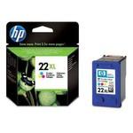 HP C9352CE 22XL Yüksek Kapasiteli Üç Renkli Kartuş