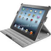 Trust 18702 HARDCOVER SKIN & FOLIO STAND FOR IPAD SIYAH