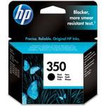 HP CB335EE 350 Siyah Kartuş