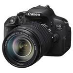 "Canon EOS-700D 18MP 3.2"" LCD FullHD Video Kayıt APS-C Digic5 18-135 IS-STM Lens Kit D"