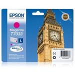 Epson T70334010 Magenta Kartuş