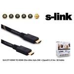 S-Link Slx-277 25 Metre Hdmı Kablo