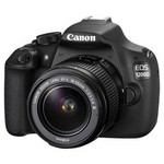 Canon EOS 1200D 18Mp 18-55 DC Lens Kit Full HD Dijital SLR
