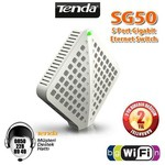 Tenda SG50 5-Port Gigabit Switch