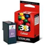 Lexmark 33 18CX033E Renkli Kartuş