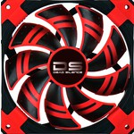 Aerocool Dead Silence 12cm Kırmızı LEDli Fan (AE-CFDS120RD)