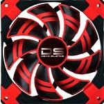 Aerocool Dead Silence 14cm Kırmızı LEDli Fan (AE-CFDS140RD)
