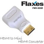 Flaxes Fmh-900b Flaxes Fmh-900b Hdmı - Mını Hdmı Çevirici Altın Uçlu